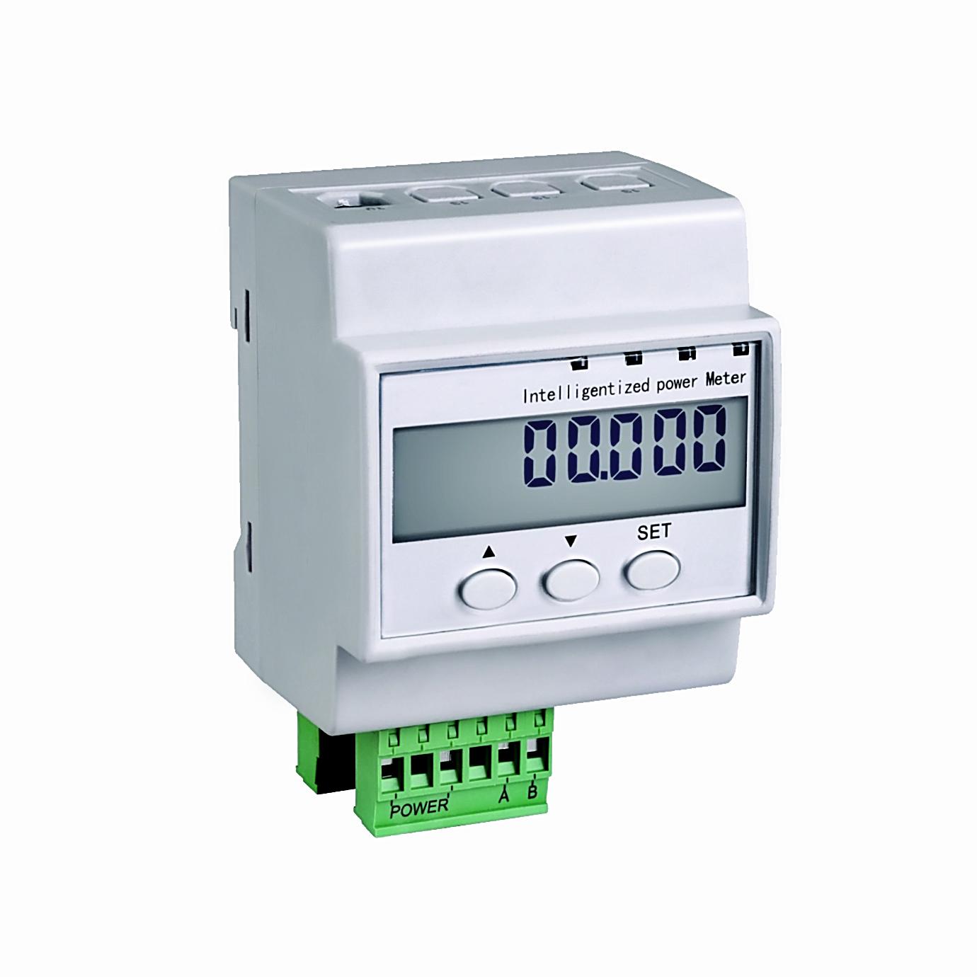 DTSD3366D-W1系列交流电能表