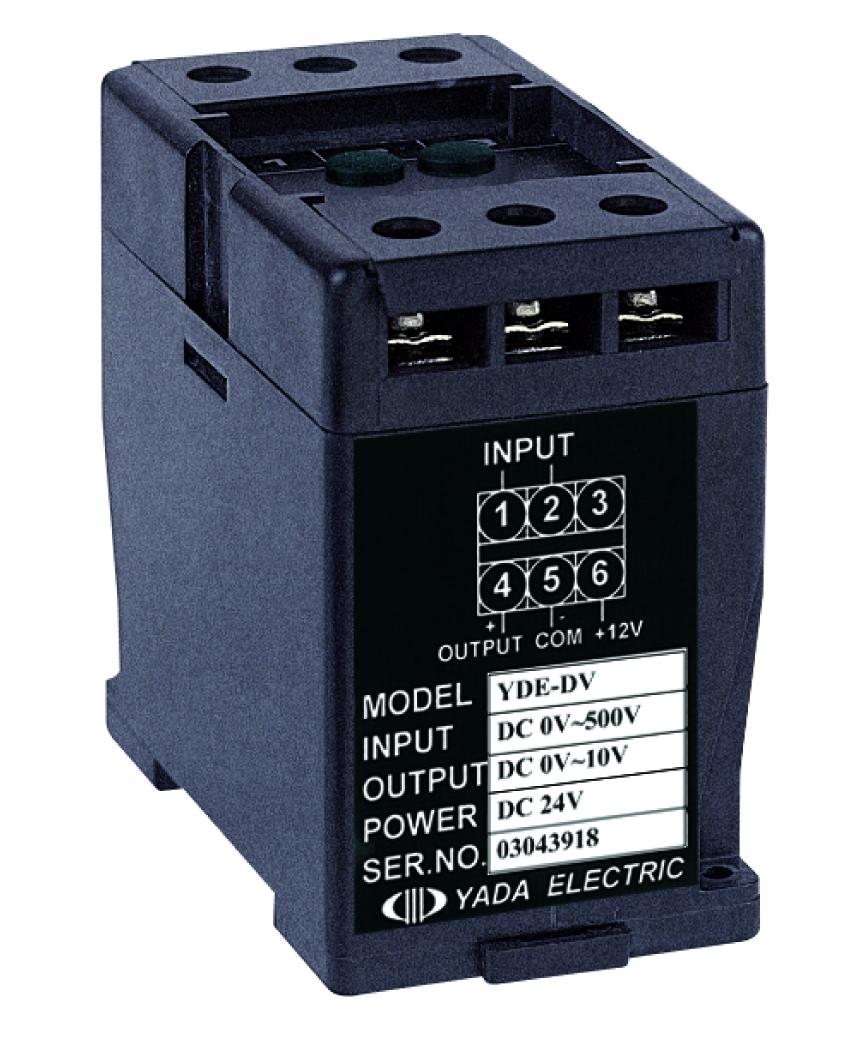 直流电流/电压变送器