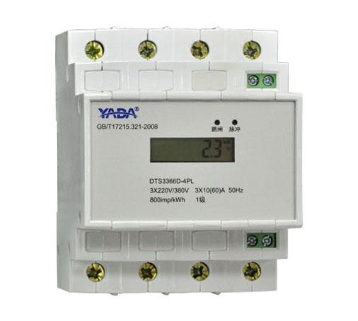 DTS3366D-4PL交流电能表